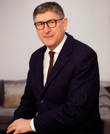 Portrait de Didier Le Calvez