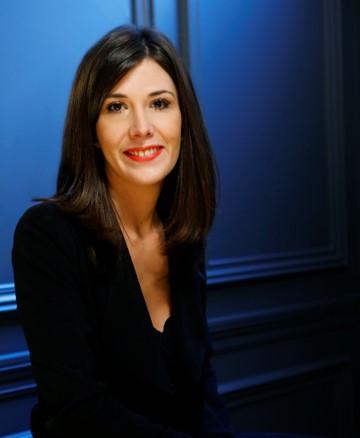 Portrait de Estelle Laverne