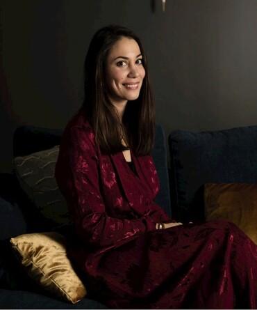 Portrait de Ellyn Daude