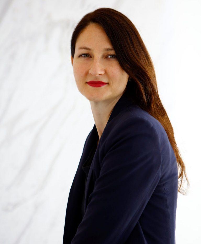 Portrait de Nataliya Fokina